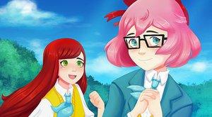 Asago Academy: Začni randit s youtubery