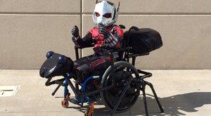 Cosplay kostým Ant-Mana: Naprostá vychytávka