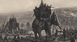 Hannibalovi sloni: Dobyvatelova nebezpečná zbraň