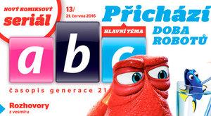 Nové číslo ABC: Ukázka z ábíčka 13