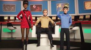 Barbie jde do Star Treku!