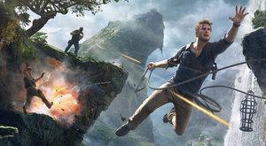 Recenze Uncharted 4: A Thief's End už zase dobývá poklady světa