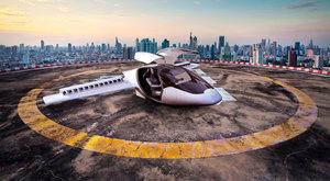 Moderní vynález: Elektrické letadlo Lilium pro každého
