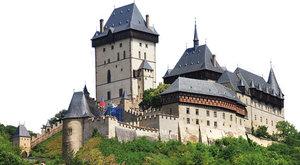 Císař budovatel: Hrady Karla IV.