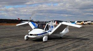 Terrafugia Transition: První létající auto na prodej