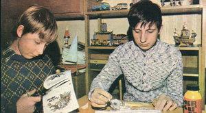 Papírová historie: Vzpomínky na dávné déčkařské časy