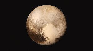 Sci-fi Pluto: Trpasličí planeta s velkým srdcem