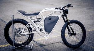Light Rider: První motorka z 3D tiskárny