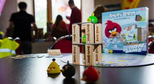 Hry a hlavolamy: Čtyři dny plné zábavy pro děti i dospělé