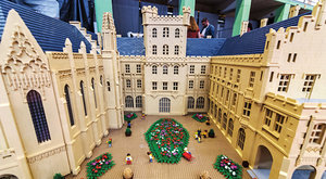 Kostkománie 2016: Nové LEGO modely na Lipně