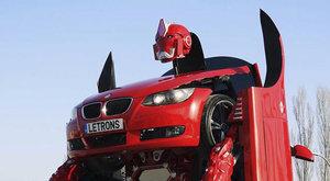 Letrons: Skuteční Transformers svezou lidi?