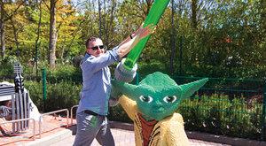 Návštěva Legolandu: Kde legáčci chodí mezi lidmi