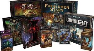 Deskovinky #1: Neandrtálci a konec Warhammeru