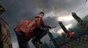 Harry Potter: Magická místa z filmů