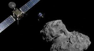 Na kometě: Rosetta se zapsala do dějin
