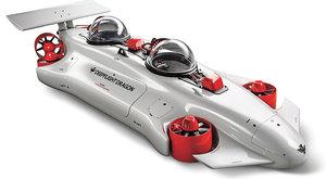 Autoponorka: Undersea Aquahoverer pro každého s řidičákem?