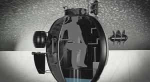 Tajná zbraň Američanů: Ponorka Želva