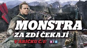 ABC 1: První letošní ábíčko s monstry za zdí
