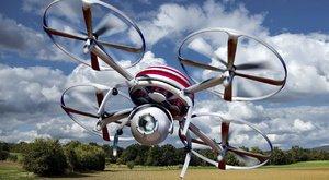 ABC TV: Nejzajímavější drony CES 2017