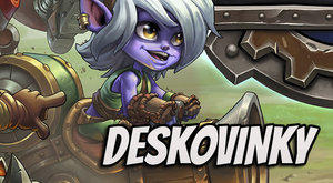 Deskovinky #15: League of Legends na stole!