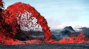 Podivuhodná místa: Sopka Kīlauea