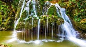 Podivuhodná místa: Rumunský vodopád Bigar