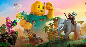 LEGO® Worlds: Stavitelská hra jako Minecraft