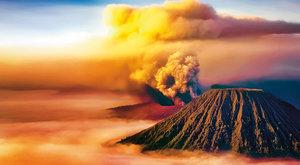 Před výbuchem: Tajemství probuzené sopky