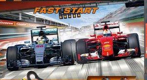 Výherci soutěže o autodráhu Carrera a knížku Závodní auto