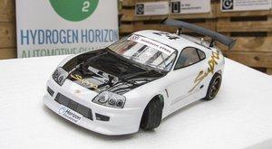 Závod RC modelů H2AC: Vítěz musel vydržet šest hodin