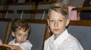 Zlatý oříšek čtenářů ABC 2016: Šimon Bělík