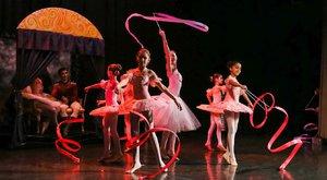 Zlatý oříšek čtenářů ABC 2016: Dětský balet Praha