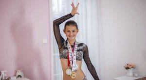 Zlatý oříšek čtenářů ABC 2016: Viktorie Prokopová