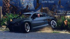 Autoškola umělé inteligence v GTA