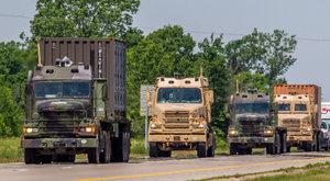 Armádní autopilot náklaďáků