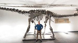 Velkolepý Moabosaurus a další skvělé pravěké potvory