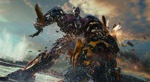 Transformers a válka robotů proti lidem