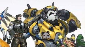 Overwatch se dočkal legrační čínské kopie