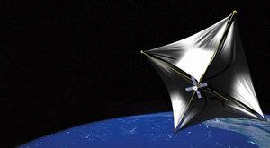 Solární plachetnice: Doplachtíme k nejbližší hvězdě?