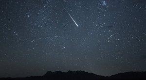 Padající hvězdy a meteory: Co jsou zač?