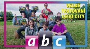 ABC TV: Velké dětské testování LEGO City