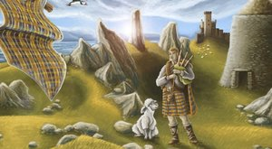 Deskovinky recenzují: Ostrov Skye