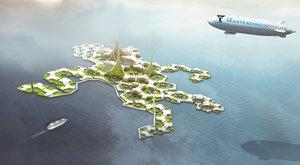 Plovoucí města budoucnosti