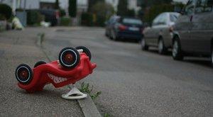 Bezpečně v silničním provozu 5: Dopravní nehoda