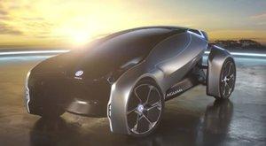 Jaguar z budoucnosti má něco do sebe!
