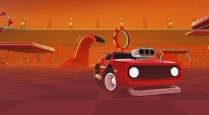 REKT! Šílené auto triky na mobilu