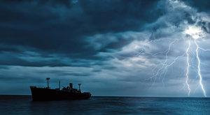 Přelomový objev: Nákladní lodě mění počasí