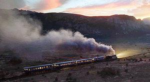 Orient Expres: Dějiny Evropy na kolejích
