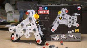 ABC TV: Představujeme Roto ABC a skládací motorku