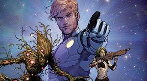 Strážci galaxie: Kosmičtí Avengers